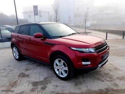 usado Land Rover Range Rover evoque dynamic