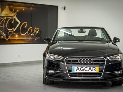 usado Audi A3 Cabriolet 1.6TDi 110cv
