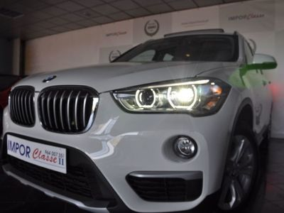usado BMW X1 high executive gps tet panora pele