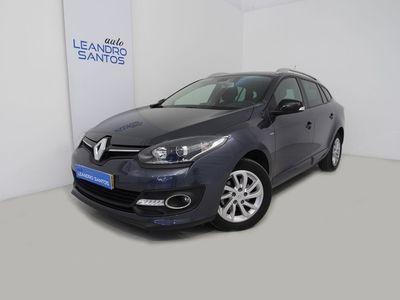 usado Renault Mégane ST 1.5 dCi Limited GPS