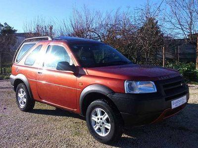 usado Land Rover Freelander 2.0 TD4 112CV