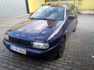 used VW Polo 1.4cc 16v 2001