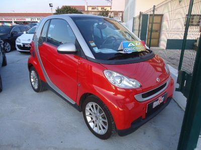 usado Smart ForTwo Coupé 1.0