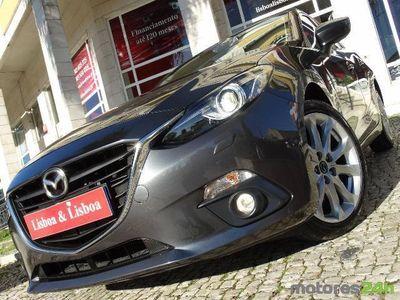 usado Mazda 3 1.5 Sky-D Excellence Navi/pele 105cv