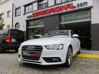 gebraucht Audi A4 Avant 2.0TDI 177CV