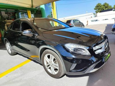 usado Mercedes GLA180 Cdi Aut.