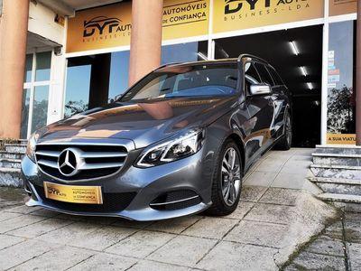 usado Mercedes E250 BlueTec