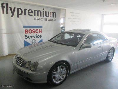 usado Mercedes CL500 V8 Coupé Nac.