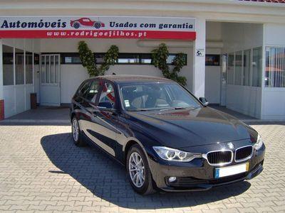 usado BMW 320 D PACK M SPORT 184 CV
