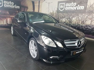 usado Mercedes E250 CDi Avantgarde BlueEfficiency