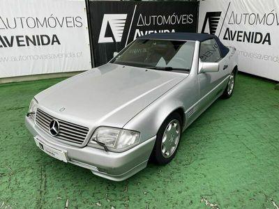usado Mercedes 300 SLCabrio R129