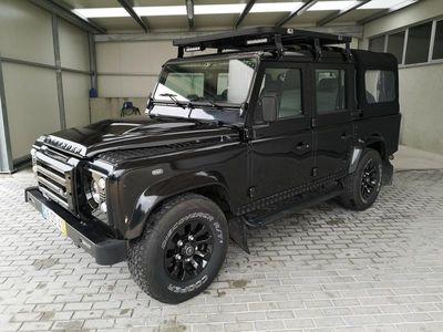 usado Land Rover Defender 110 Puma Crew Cab
