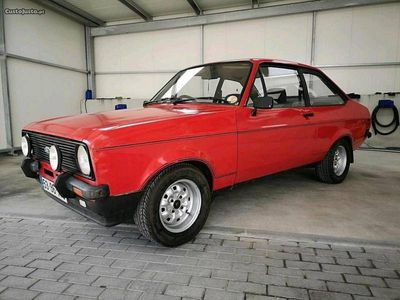 used Ford Escort 1600 Sport