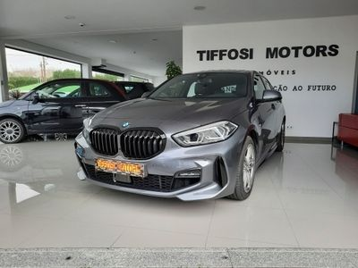 usado BMW 118 i Pack M Auto
