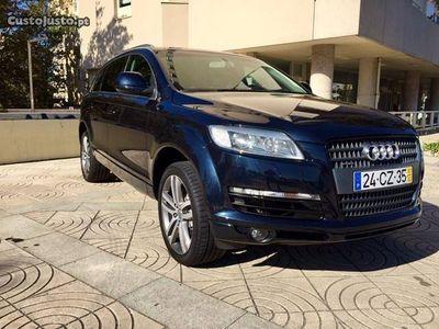 usado Audi Q7 S-line 7L iuc 60EUR