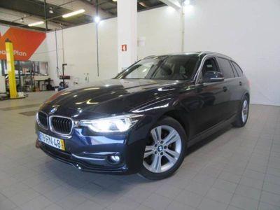 usado BMW 320 3 Serie D Touring Line Sport Auto