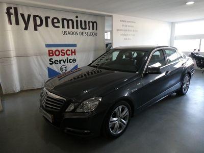 gebraucht Mercedes E300 BlueTec Hybrid Avantgarde