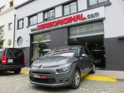 brugt Citroën Grand C4 Picasso 1.6HDI 7Lugares