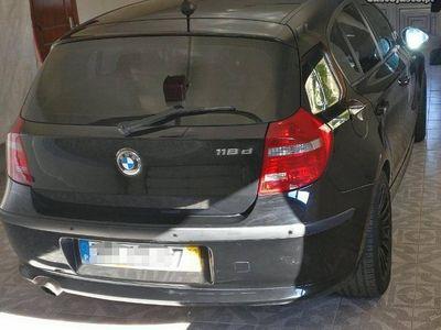 usado BMW 118 143 Cv - 07