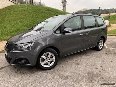 usado Seat Alhambra 2.0 TDI Style DSG