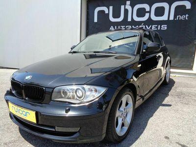 usado BMW 118 2.0D SPORT 143CV