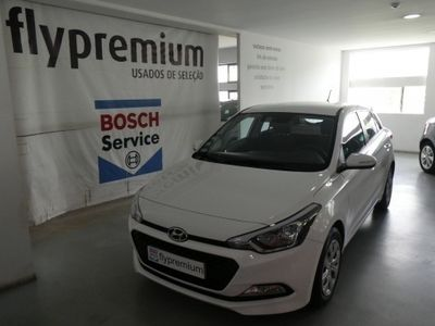 used Hyundai i20 1.1CDRi Van c/ IVA Dedutivel