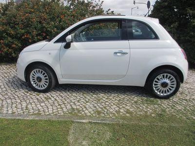 usado Fiat 500 1.2 Lounge (69cv) (3p)
