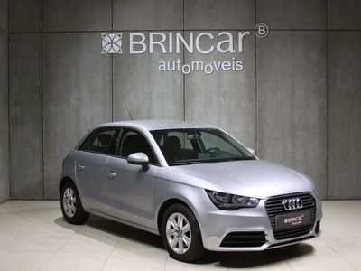 usado Audi A1 Sportback TDi (105cv) (5p)
