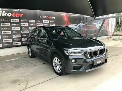 usado BMW X1 16 d sDrive Advantage