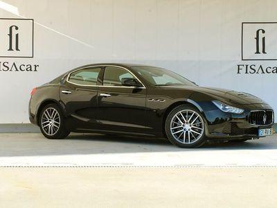 usado Maserati Ghibli Sport 19