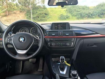 usado BMW 320 Série 3 d Touring Line Sport Auto (184cv) (5p)