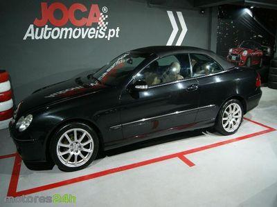 usado Mercedes CLK200 Classe Cabrio K Avantgarde