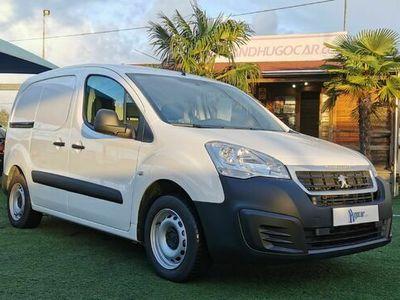 usado Peugeot Partner 1.6 BLUEHDI