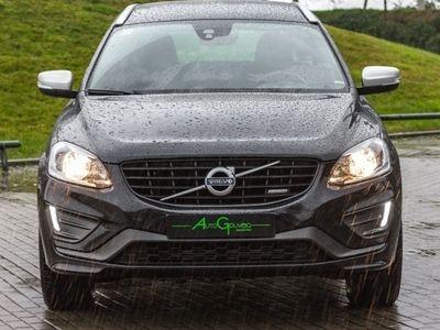 usado Volvo XC60 D4 Drive-E R-Design Momentum Auto