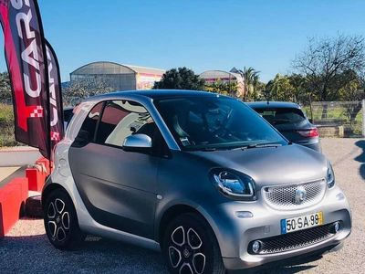 used Smart ForTwo Coupé PRIME TURBO
