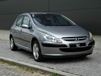 usado Peugeot 307 1.4 Hdi XS