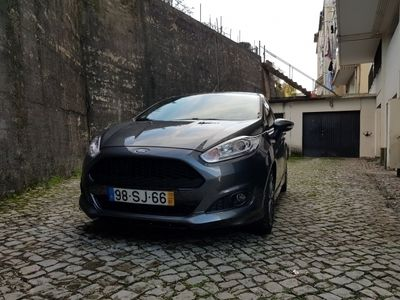used Ford Fiesta ST Line