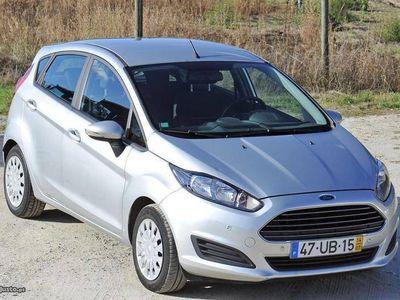 gebraucht Ford Fiesta 1.6 TDCI