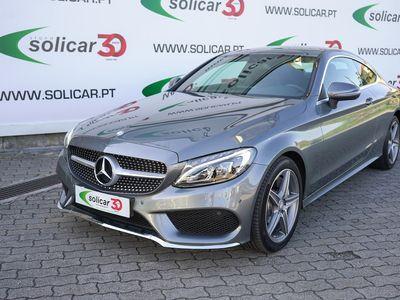 usado Mercedes C250 BlueTEC AMG 9G-T (204cv) (4Lug.) (3P.)