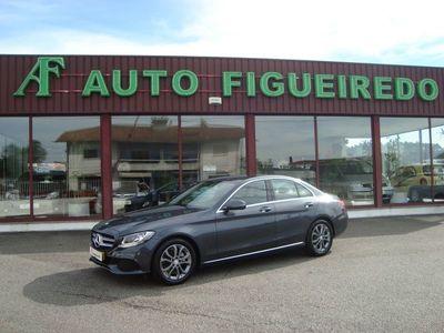 usado Mercedes C200 CDI BlueTec Advantage Cx. Automática (5p) (136cv)