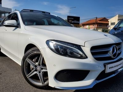 usado Mercedes C180 ClasseCDI Pack AMG