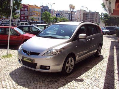 gebraucht Mazda 5 2.0 MZR-CD SPORT