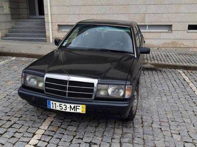 brugt Mercedes 190 2.0d