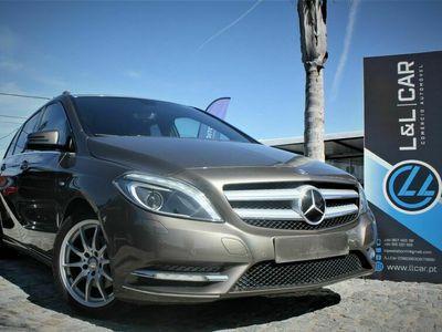 usado Mercedes B180 AMG