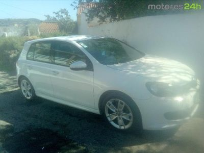 usado VW Golf 1.6 TDi Trendline BlueMotion