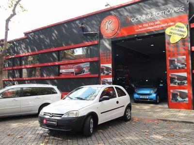 usado Opel Corsa C Van 1.7Di 16V
