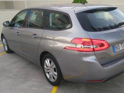 usado Peugeot 308 SW 1.6HDI 100MLKMS