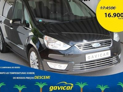 usado Ford Galaxy 2.0 TDCi