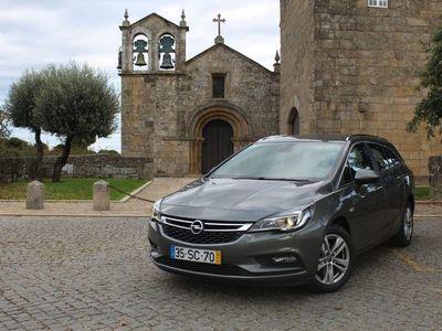 usado Opel Astra Sports Tourer Dynamic