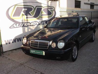 usado Mercedes E290 ELEGANCE !!! APENAS 116€ MÊS !!!